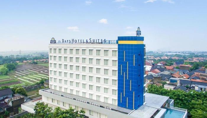Days Hotel and Suites Jakarta Airport Tangerang - Tampilan Luar Hotel