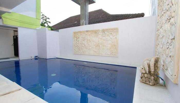 The Ratna Kuta Bali - Swimming Pool