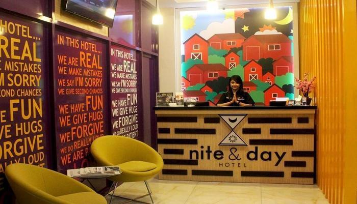 Nite & Day Surabaya - Gunungsari Surabaya - Lobby Hotel