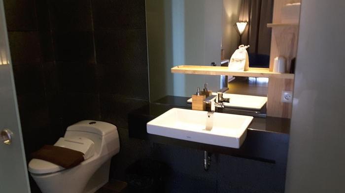 Tama Boutique Hotel Bandung - Bathrooms