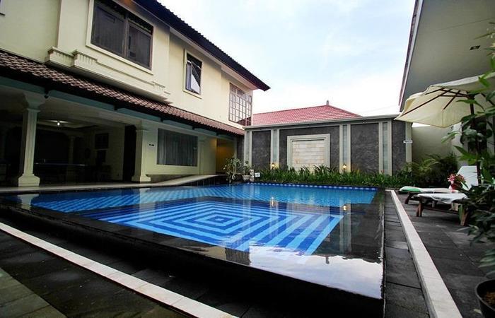 Hotel Maria Bali - Kolam Renang