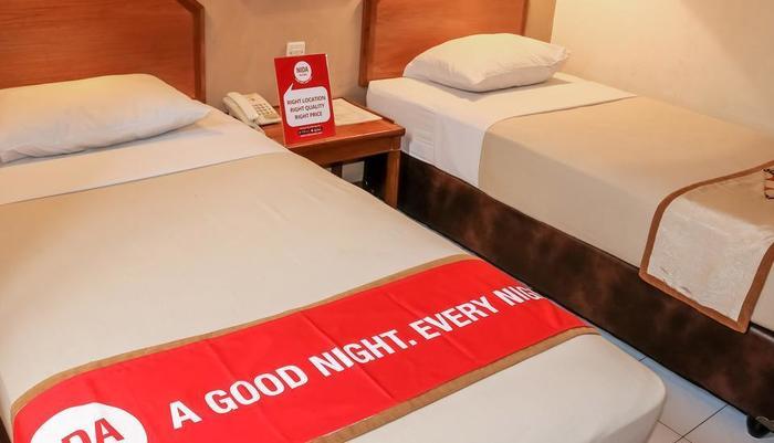 NIDA Rooms Sumur Bandung Kebon Sirih - Kamar tamu
