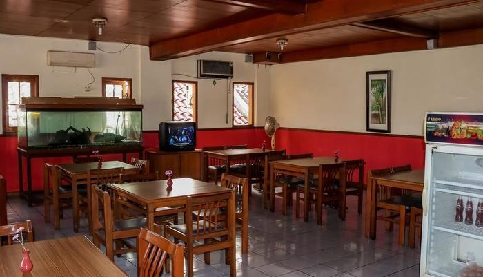 NIDA Rooms Sumur Bandung Kebon Sirih - Restoran