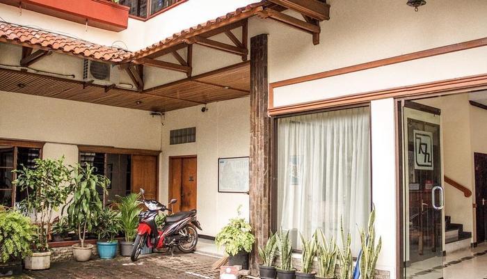 NIDA Rooms Sumur Bandung Kebon Sirih - Eksterior