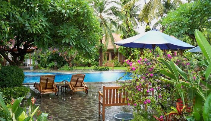 Banyualit Spa & Resort Bali - Kolam Renang