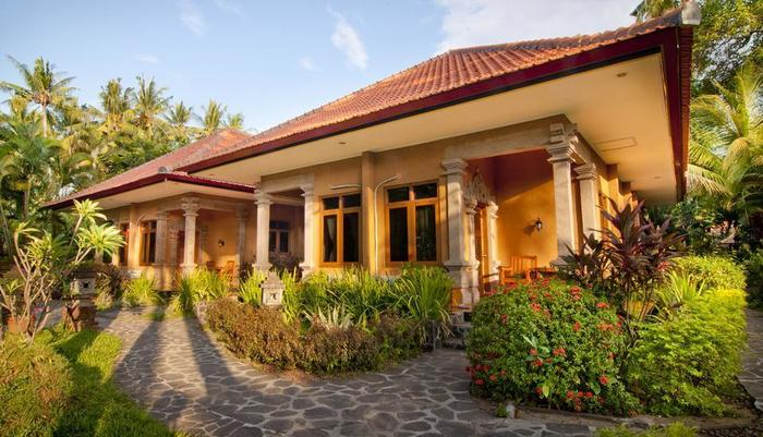 Banyualit Spa & Resort Bali - Tampilan Luar