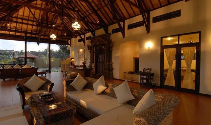 Banyualit Spa & Resort Bali - Ruang Tamu