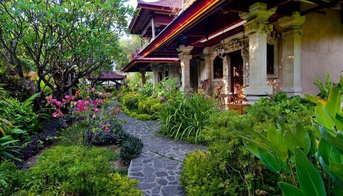 Banyualit Spa & Resort Bali - Taman