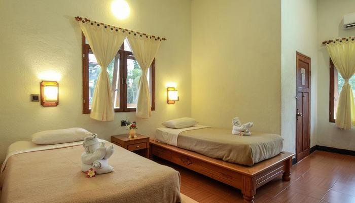 Banyualit Spa & Resort Bali - Kamar Superior dengan AC