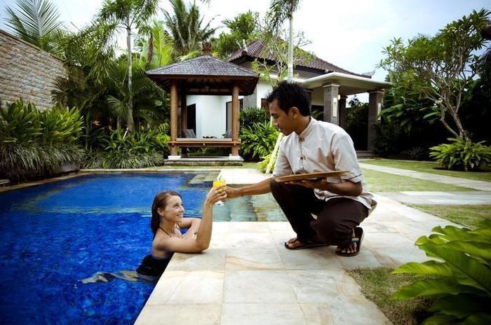 Askara Villa Bali - Kolam Renang