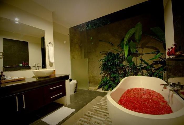 Askara Villa Bali - Kamar mandi