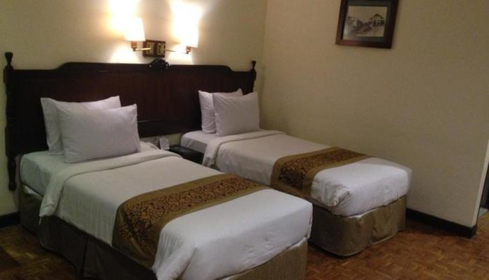 Puteri Gunung Hotel Lembang - Kamar tidur