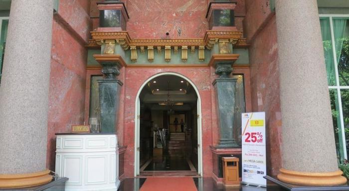 Hotel Gajah Mada Graha Malang - Entrance