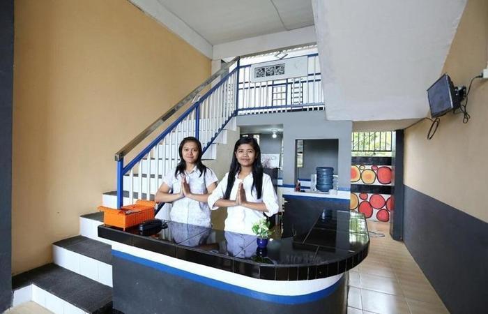 Batuque Town Villa Malang - Reception