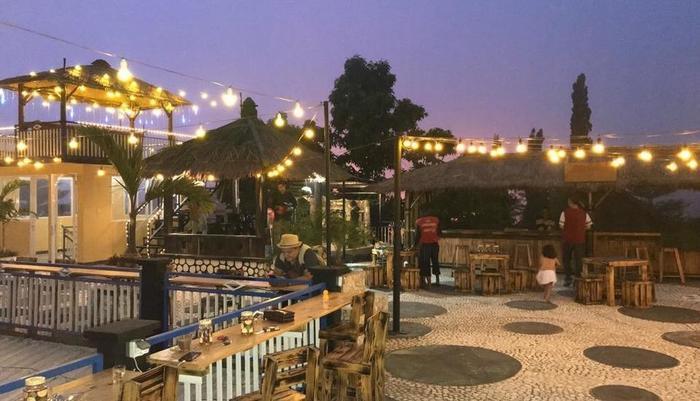 Batuque Town Villa Malang - Cafe