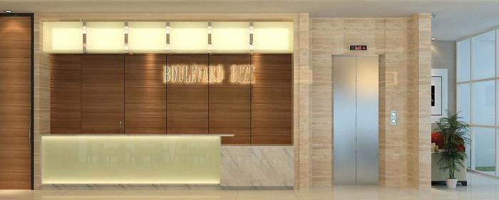 BIZ Boulevard Hotel Manado - Resepsionis