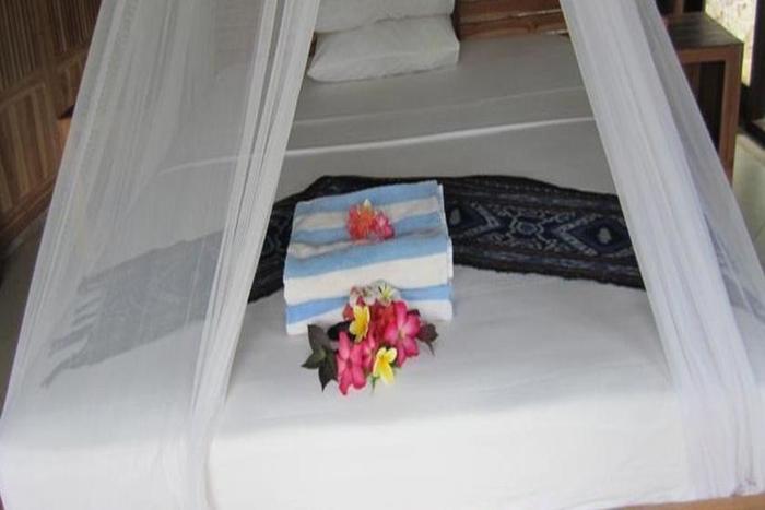 Rigils Lembongan Bungalows Bali - Kamar Tamu