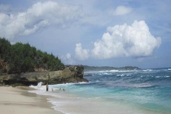 Rigils Lembongan Bungalows Bali - Pemandangan