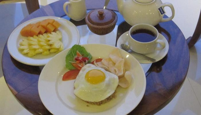 Kakiang Bungalow Bali - Indonesian Breakfast
