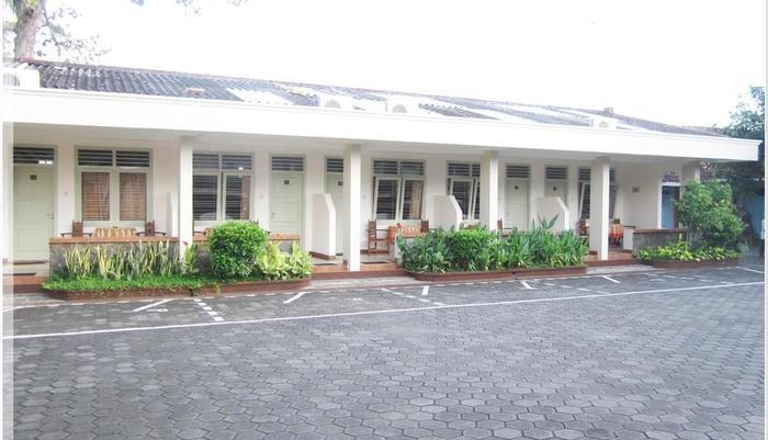 HOTEL BESAR Purwokerto - Parkir