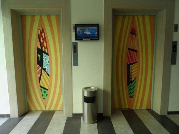 MaxOne Hotels Bukit Jimbaran - Lift