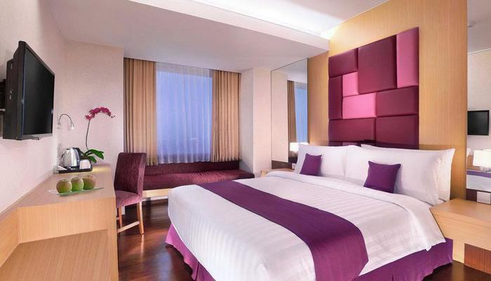 Quest Hotel Surabaya - Kamar Deluxe