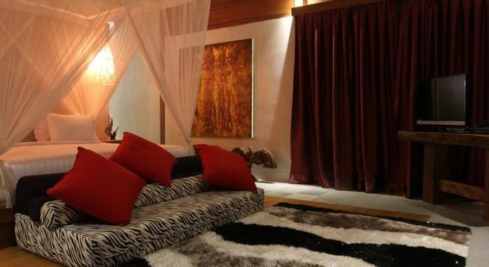 Sapulidi Resort Spa & Gallery Bali - Guest Room