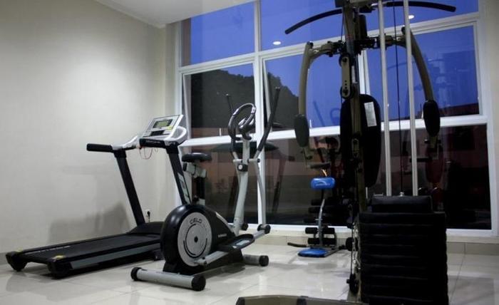 The Eight Hotel Bandung - Ruangan Fitness