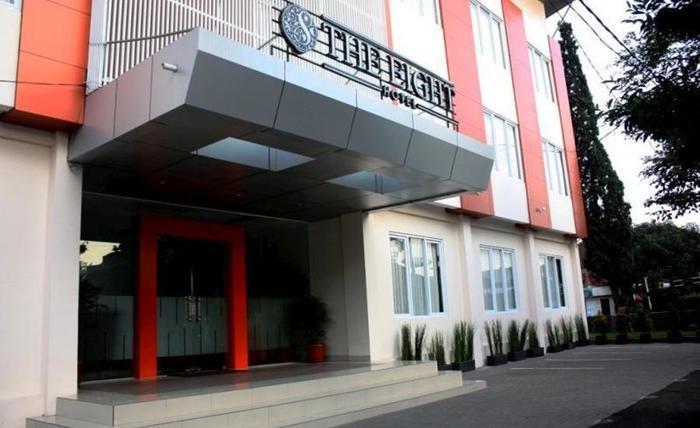 The Eight Hotel Bandung - Eksterior