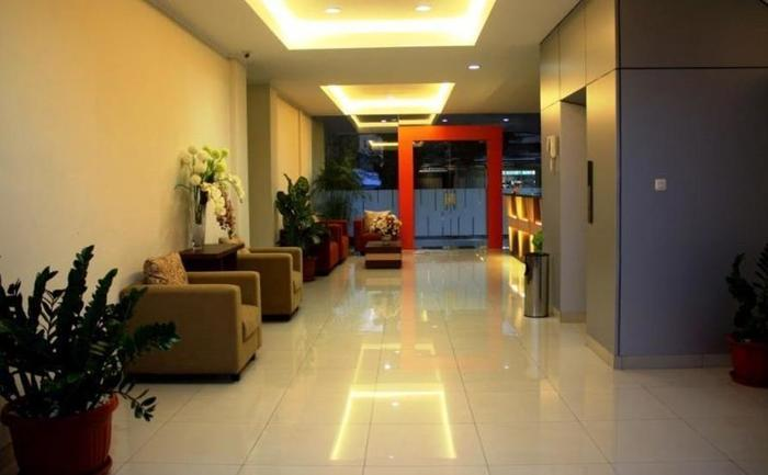The Eight Hotel Bandung - Interior