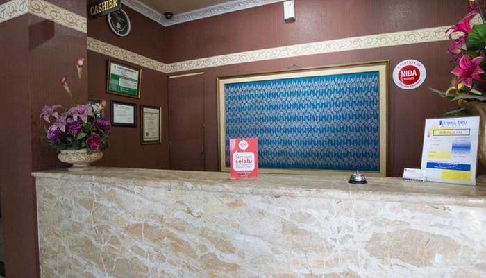 NIDA Rooms Keramat Sentiong Johar Baru - Resepsionis