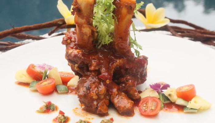 Grand Ardjuna Bandung - Food