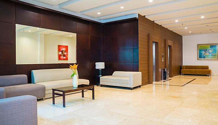 Grand Ardjuna Bandung - Lobby Area