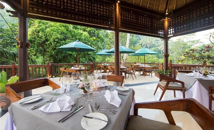 The Lokha Ubud - Bukit Cinta Restaurant