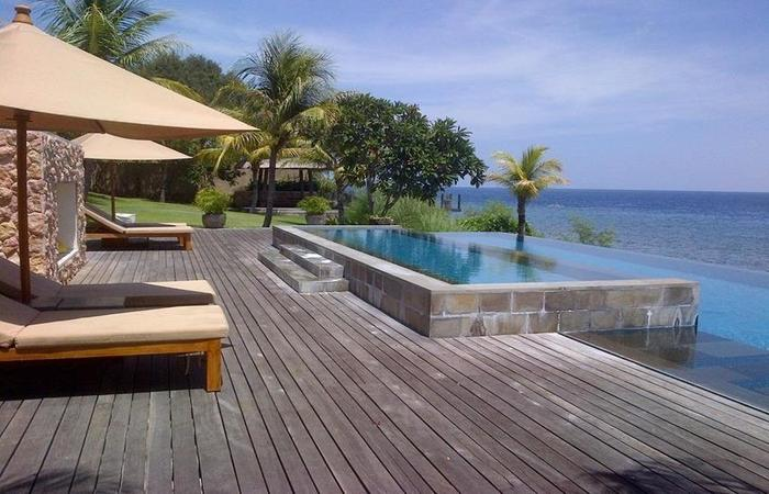 Villa Bukit Segara Bali - pemandangan