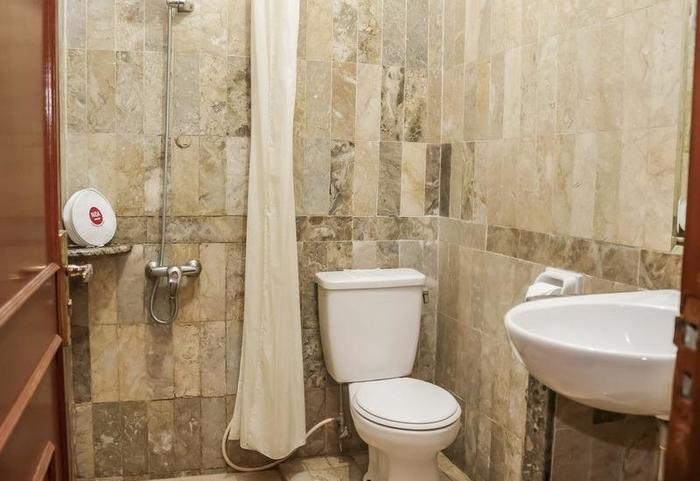 NIDA Rooms Bandung Marvell City Cibogo - Kamar mandi