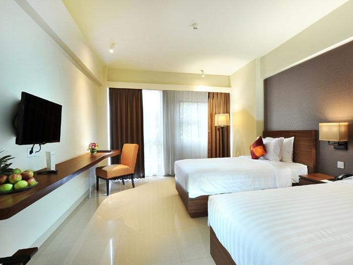 Discovery Hotel Ancol - Superior (26/June/2014)