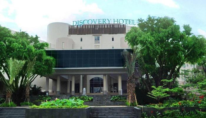 Discovery Hotel Ancol - Exterior