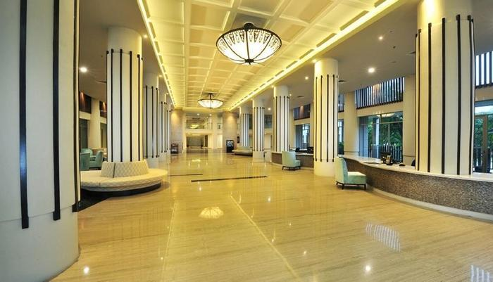 Discovery Hotel Ancol - Lobi