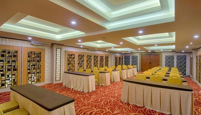 Noormans Hotel Semarang - Ruang Pertemuan