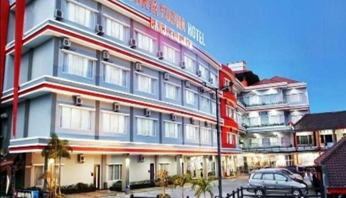 Surya Yudha Park Banjarnegara - Tampilan Luar Hotel