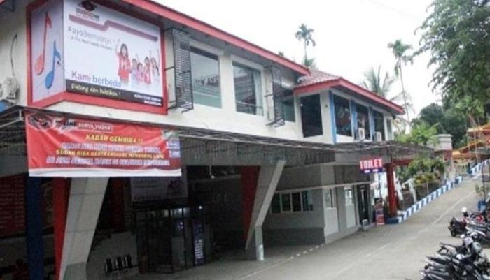 Surya Yudha Park Banjarnegara - Area parkir