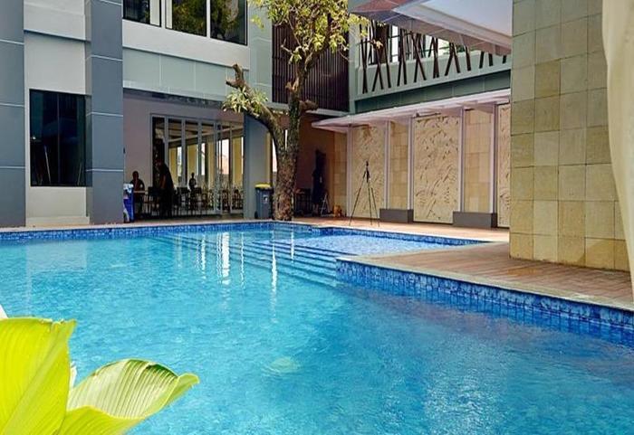 Tune Hotel Yogyakarta - Eksterior