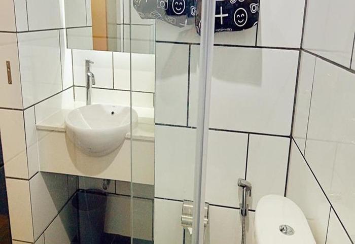 Tune Hotel Yogyakarta - Kamar mandi