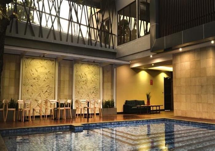 Tune Hotel Yogyakarta - Interior
