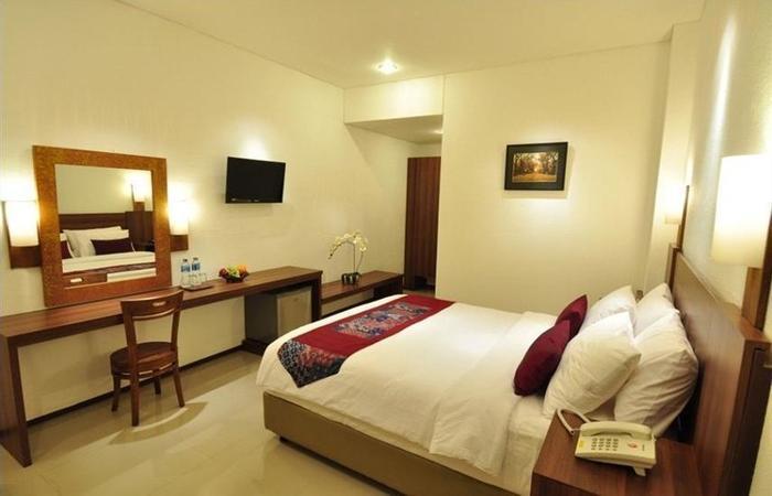d'Lima Hotel & Villa Bali - Kamar tamu