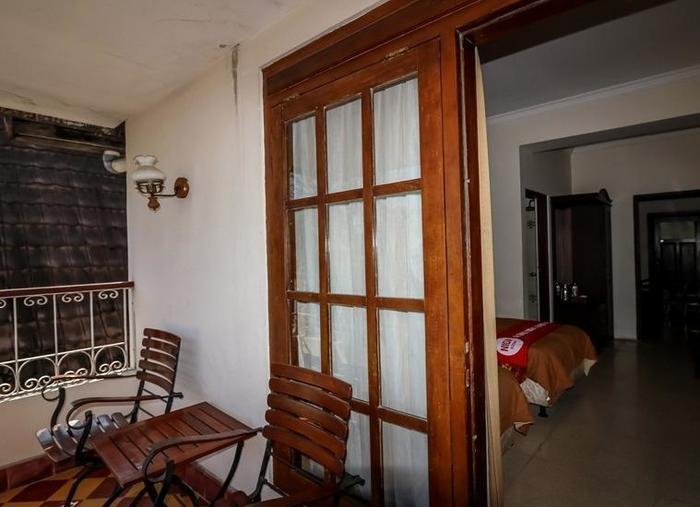 NIDA Rooms Cik Di Tiro Tugu Jogja - Kamar tamu