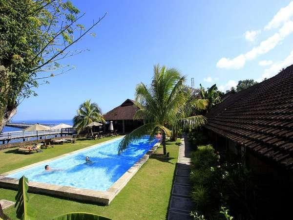 Cocotinos Manado - Swimming Pool