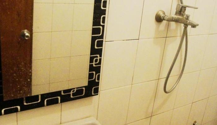 Hotel Permata Ria Manado - Kamar mandi