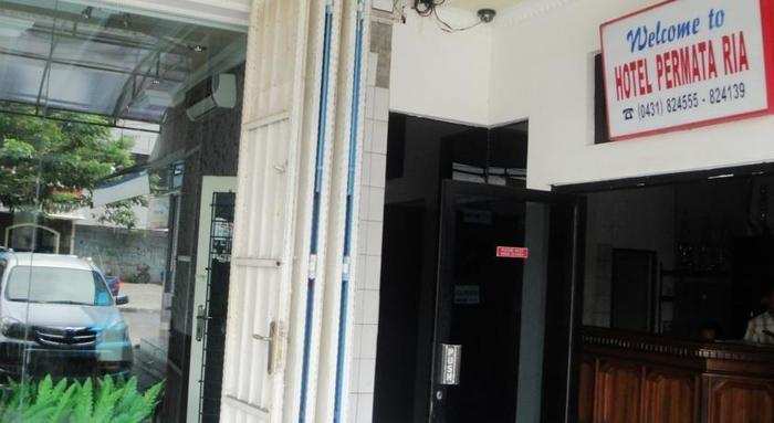 Hotel Permata Ria Manado - Eksterior